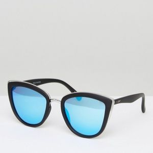 NEW QUAY AUSTRALIA My Girl Cat Eye Sunglasses
